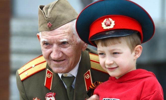 Ветераны Калуги — энтузиасты добрых дел