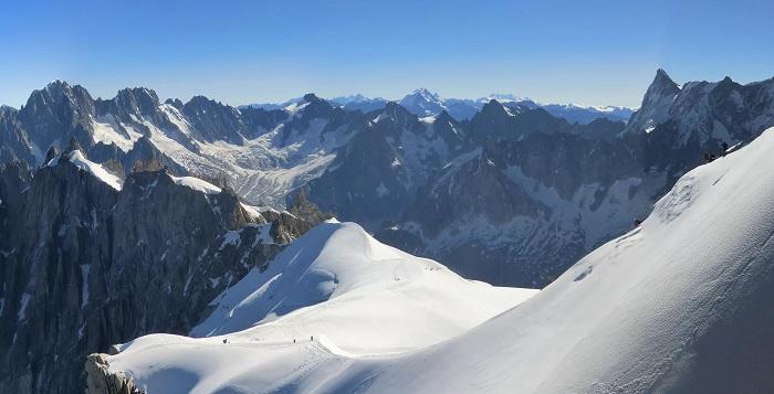 Альпы влекут россиян