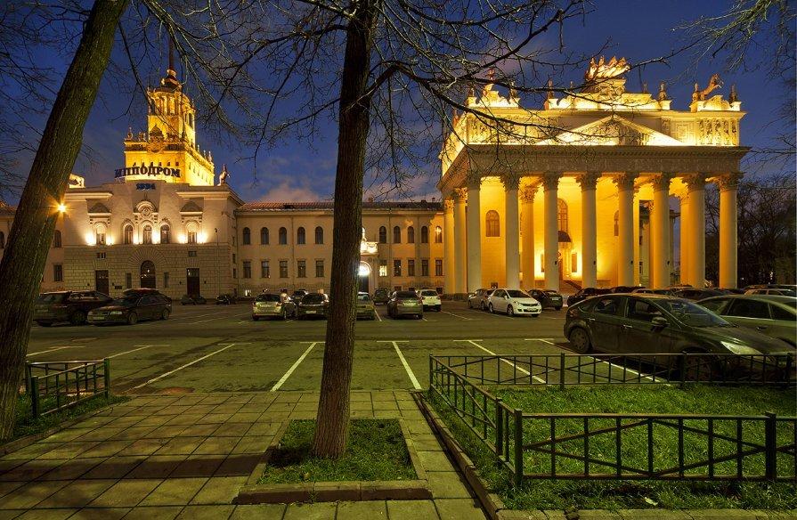 Московский ипподром хотят снести