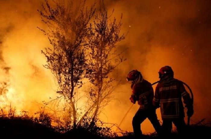 Пожары в Португалии и Испании: что говорят ТО