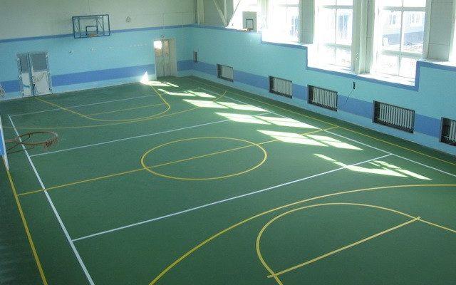 Спортзалы шести школ отремонтируют в следующем году в Калужской области