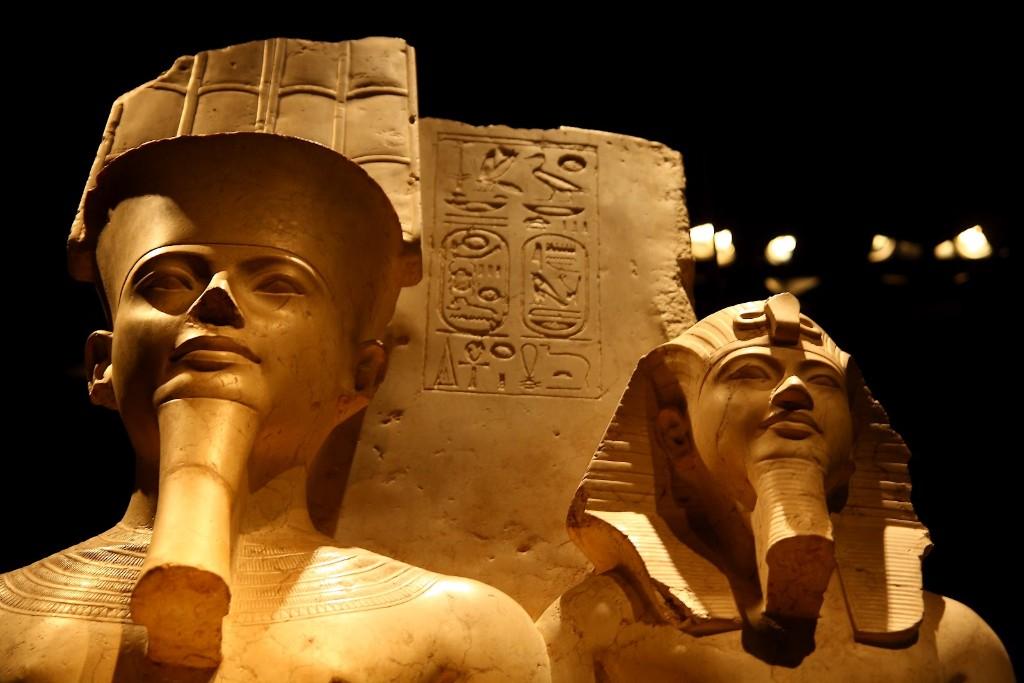 ВВеликом Египетском музее представят 100000 реликвий