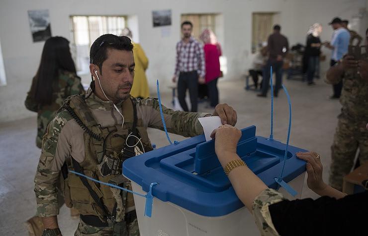 Курды вИраке сообщили оготовности заморозить результаты референдума