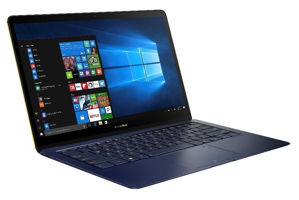 ASUS представила ноутбук ZenBook 3 Deluxe
