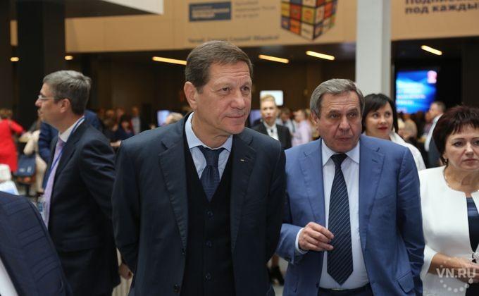 Александр Жуков: Новосибирску нужно скорее определиться сместом возведения новоиспеченной арены