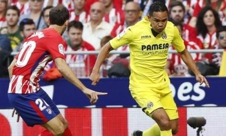 «Атлетико» и«Вильярреал» сыграли вничью, Черышев вышел насмену на76-й минуте