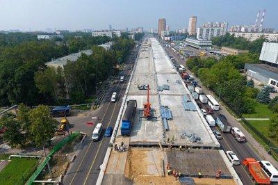 Неменее 200км дорог планируют построить в столице в2018—2020 годах