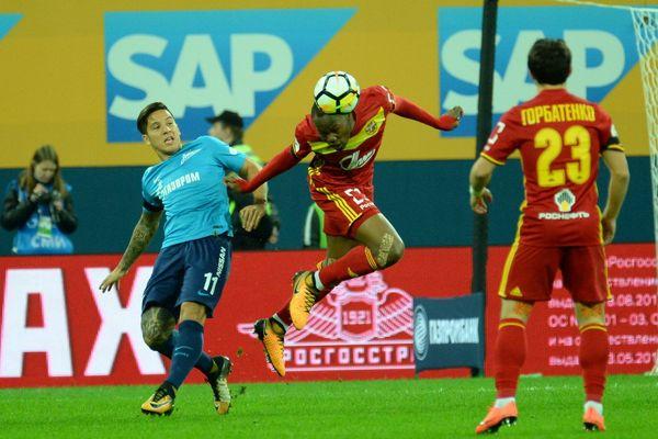 Божович: «Зенит» играл лучше, а одержал победу «Арсенал»