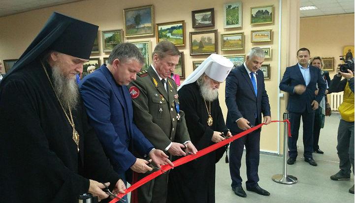 Центр имени адмирала Ушакова открылся вРыбинске