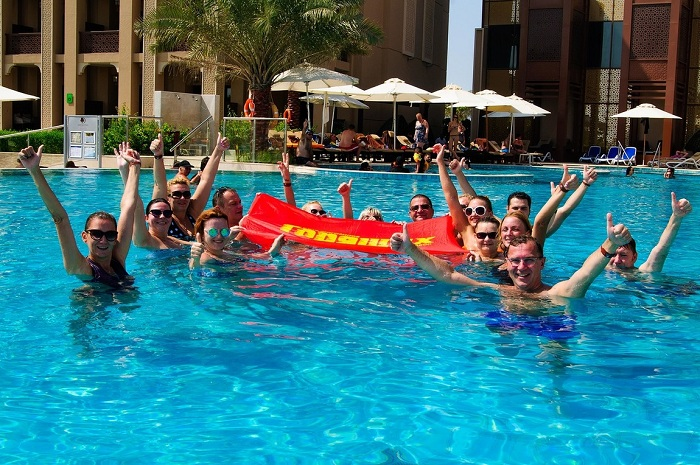 Luxury-конгресс Сети МГП: Эмираты были рады, мы вернемся!