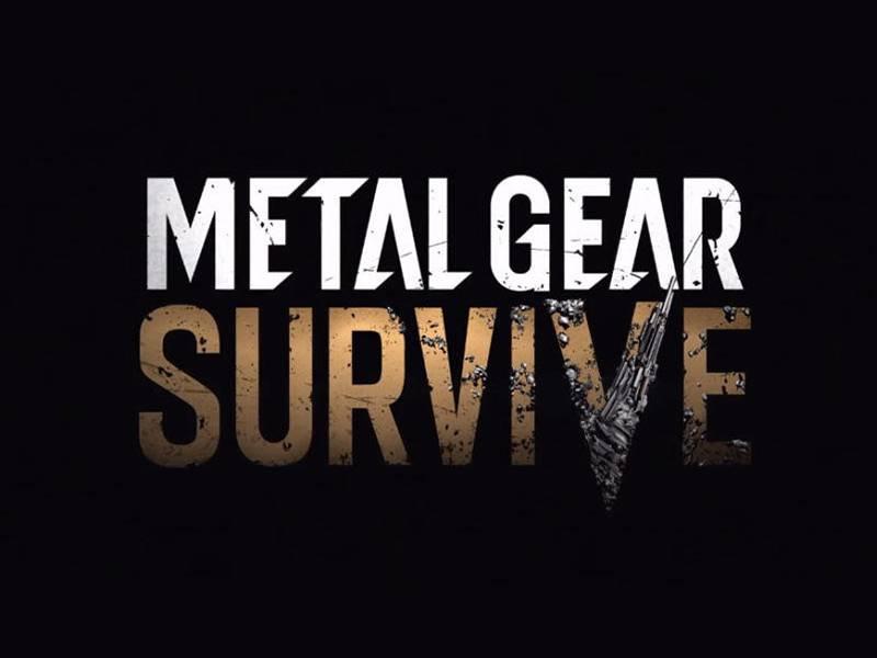 Дата выхода, новые скриншоты иобложка— Metal Gear Survive