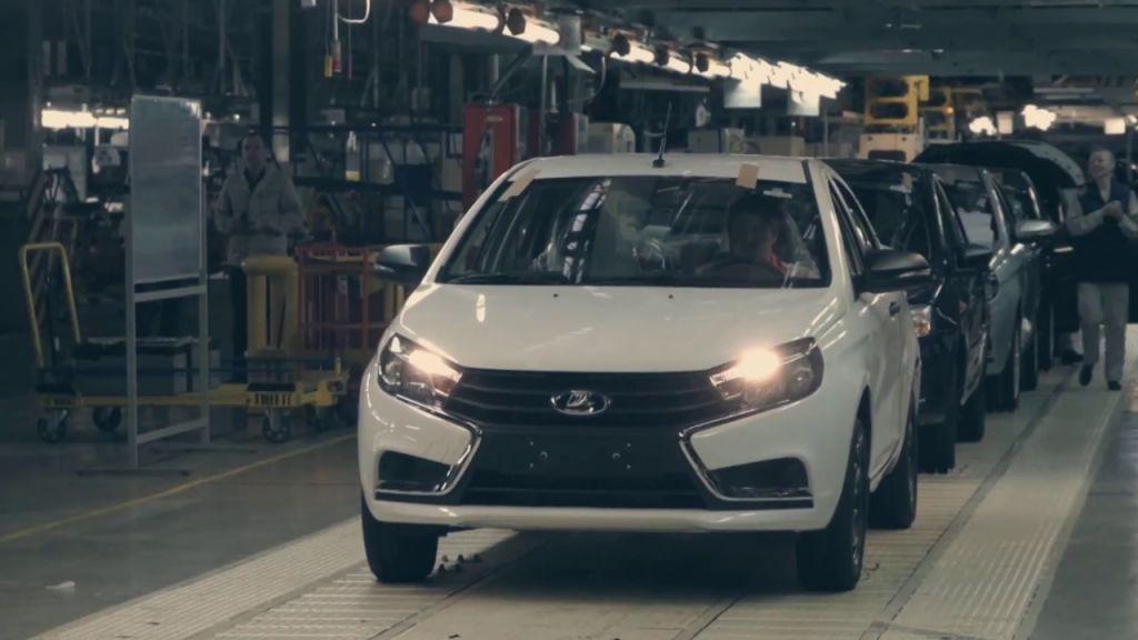 «День открытых дверей» пройдет наижевском автомобильном заводе Лада