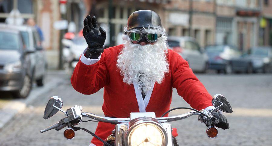 «Санта-Клаус» вСША устроил стрельбу наХеллоуин