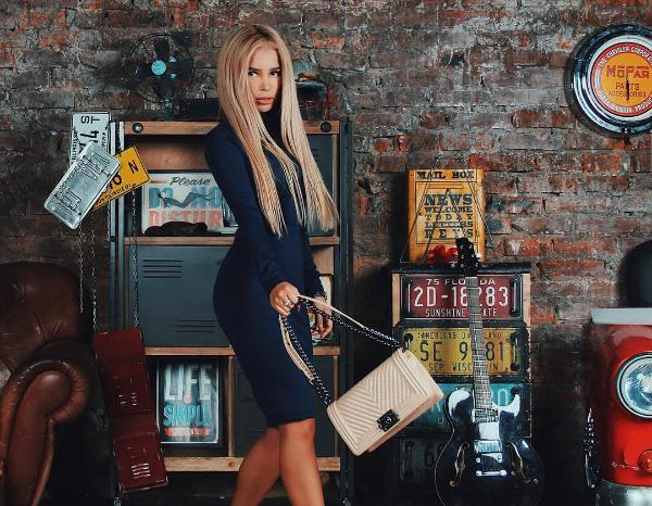 Экс-участница «Дома-2» Колисниченко желает попасть вгруппу SEREBRO