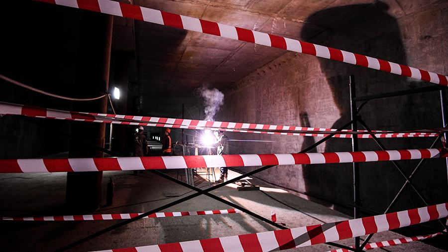 МВД выявило хищение 40 млн руб. при строительстве метро вНижнем Новгороде