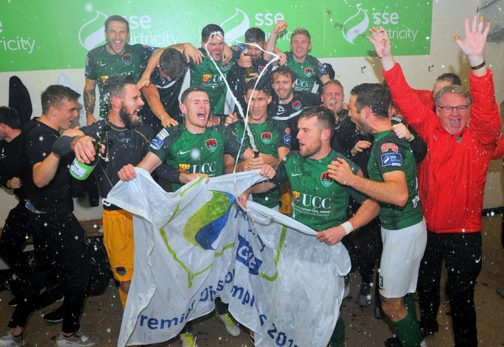 Чемпион Ирландии: «Корк Сити»