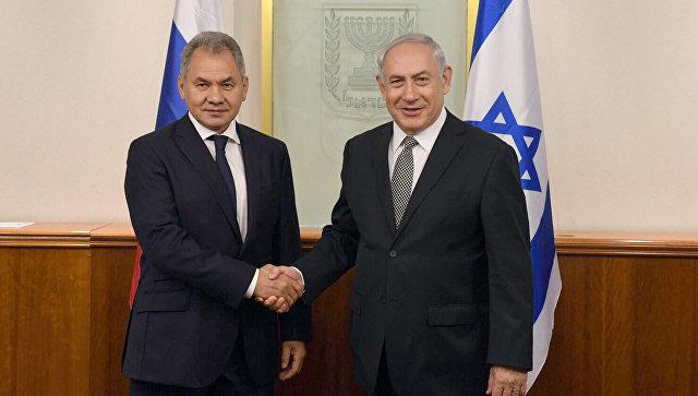 Нетаньяху: ВСирии никогда небудет иранских баз