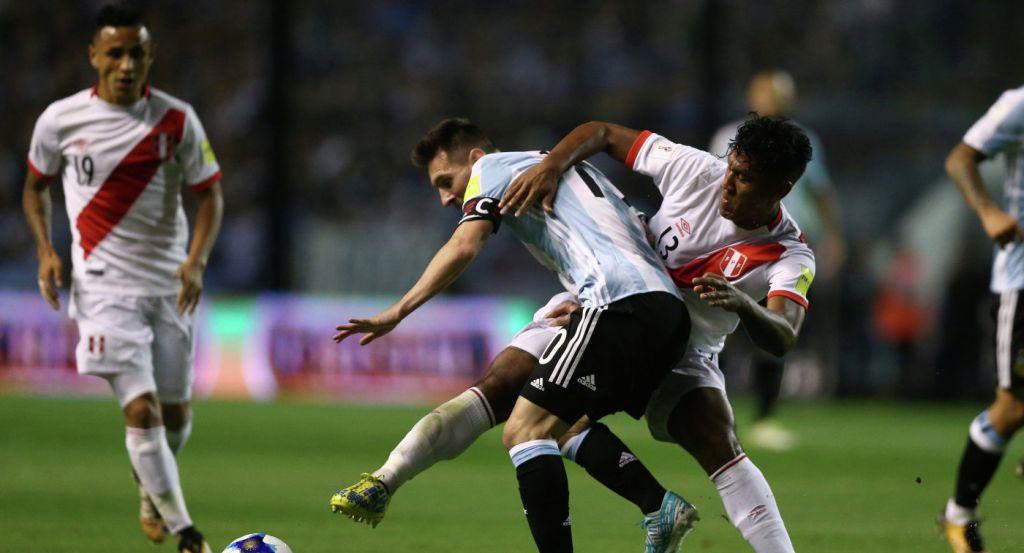 Аргентина сМесси несмогла обыграть Перу