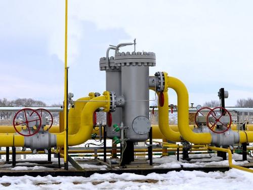 «Газпром» увеличил добычу на18,4%