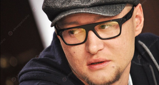 Хлывнюк пояснил, что забыли украинские артисты в РФ