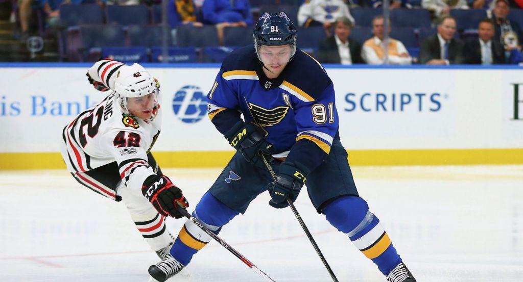 Тарасенко набрал два очка вматче НХЛ ипомог собственной команде побороть