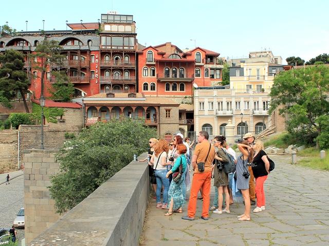 Грузия становится новым магнитом для туристов
