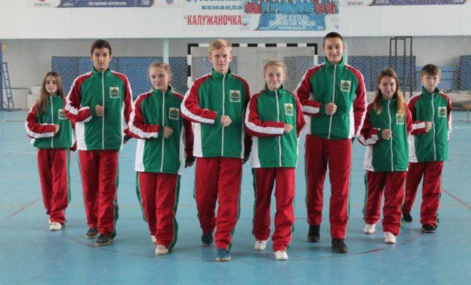Калужане поедут в «Артек» на фестиваль ГТО