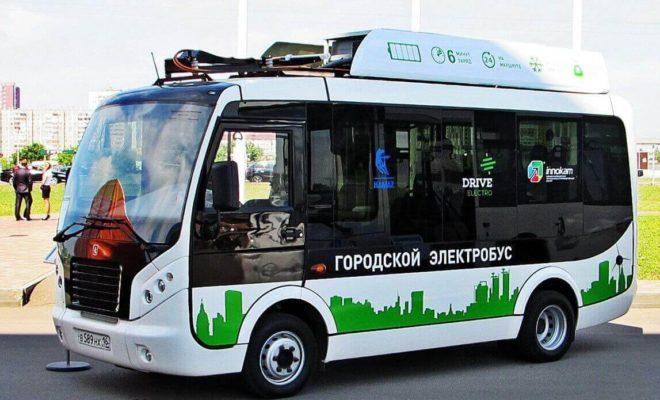 В Калуге мечтают превратить троллейбусы в электробусы