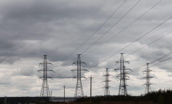 19 километров ВЛ построено для освещения скоростного участка трассы М-3 «Украина»