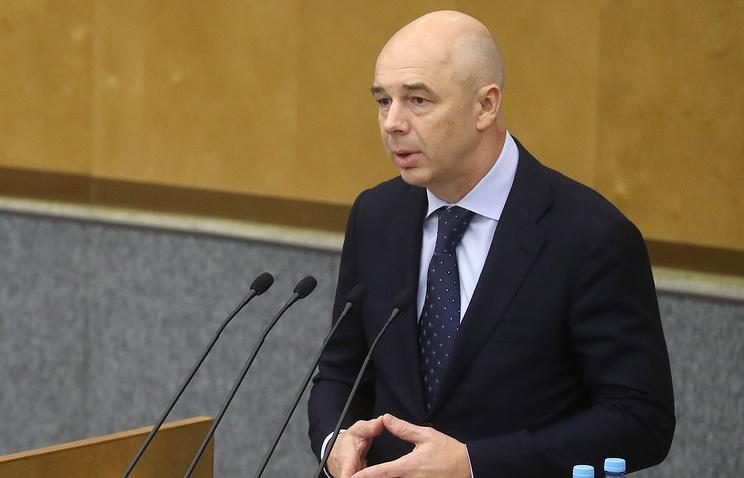 Силуанов: Инфляция по результатам 2017 года составит приблизительно порядка 3%