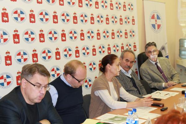 ОНФ просит взять наконтроль формирование вХабаровском крае «зеленых щитов»