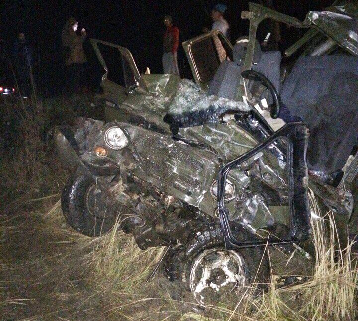 Под Кинешмой умер 51-летний шофёр в итоге столкновения «УАЗа» и«МАНа»