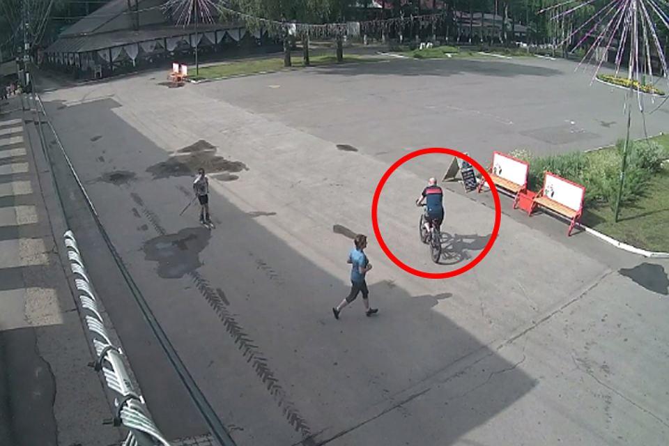 Размещен фоторобот насильника, напавшего наженщину впарке «Швейцария»