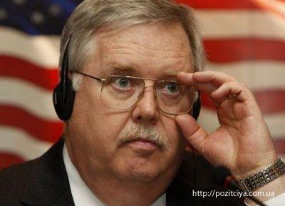 Посол США Теффт: «Снимем санкции взамен наДонбасс»