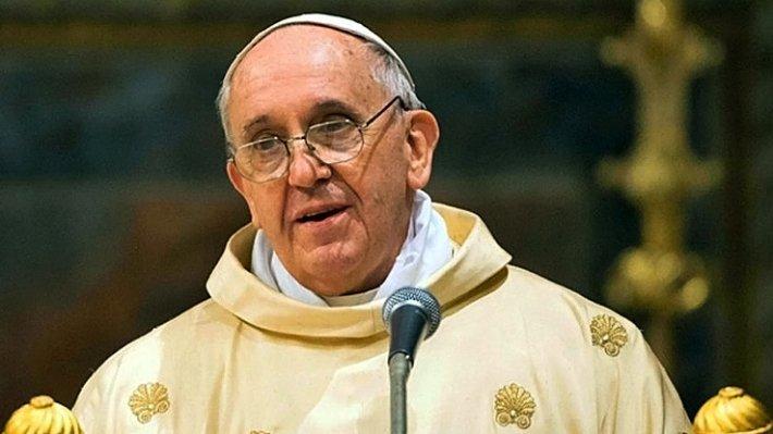Папа Римский сделал «сенсационное заявление» опричине войны наДонбассе