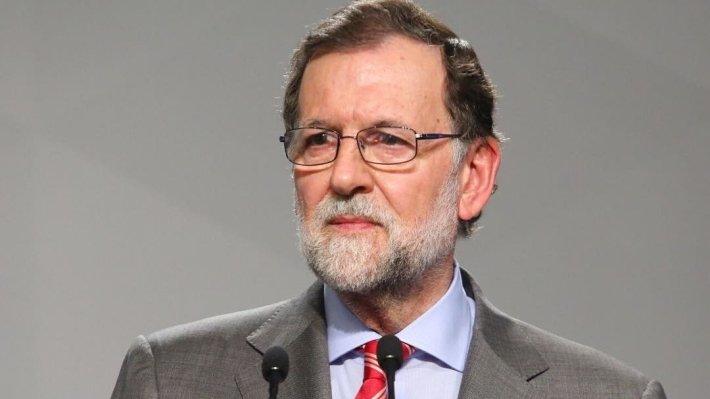 Премьер Испании: вКаталонии непрошел референдум осамоопределении