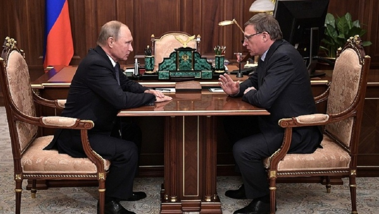 Президент подписал указ обувольнении Виктора Назарова сдолжности руководителя Омской области