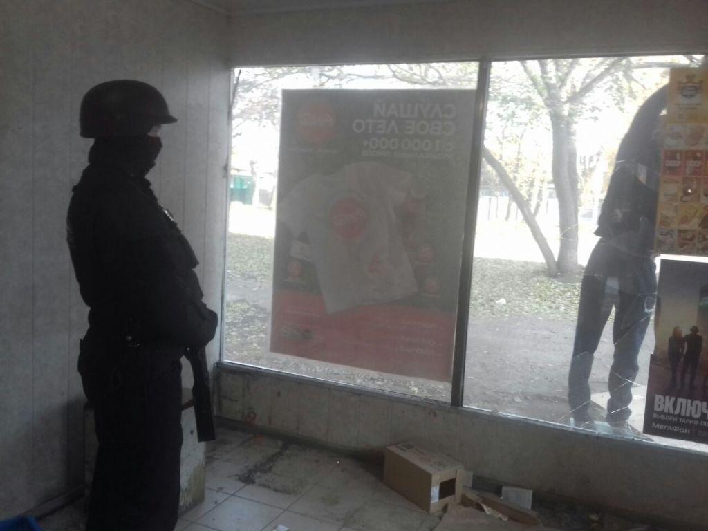 ВЕкатеринбурге демонтировали очередной преступный киоск