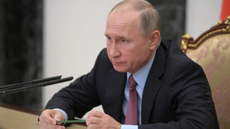 Путин назначил нового заместителя управделами президента