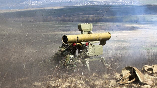 Житель Украины пытался ввезти вРостовскую область пусковой механизм для противотанковых ракет