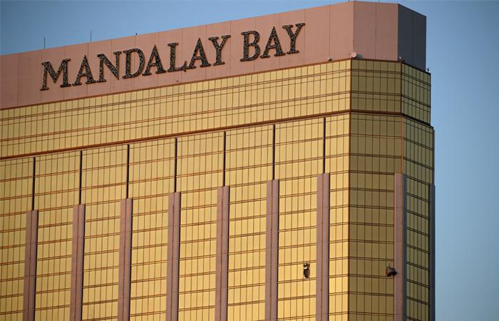 Лас-вегасский стрелок покончил ссобой доприезда милиции