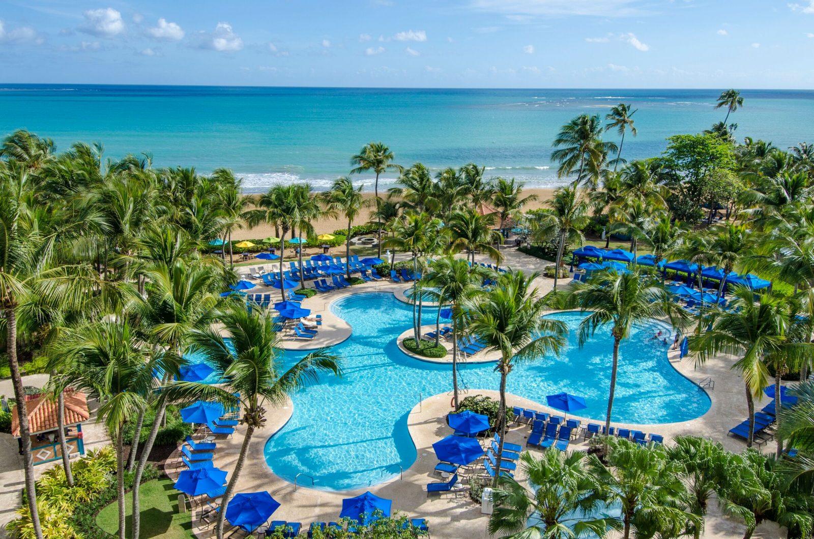 Отели Wyndham потеряли млн. из-за ураганов