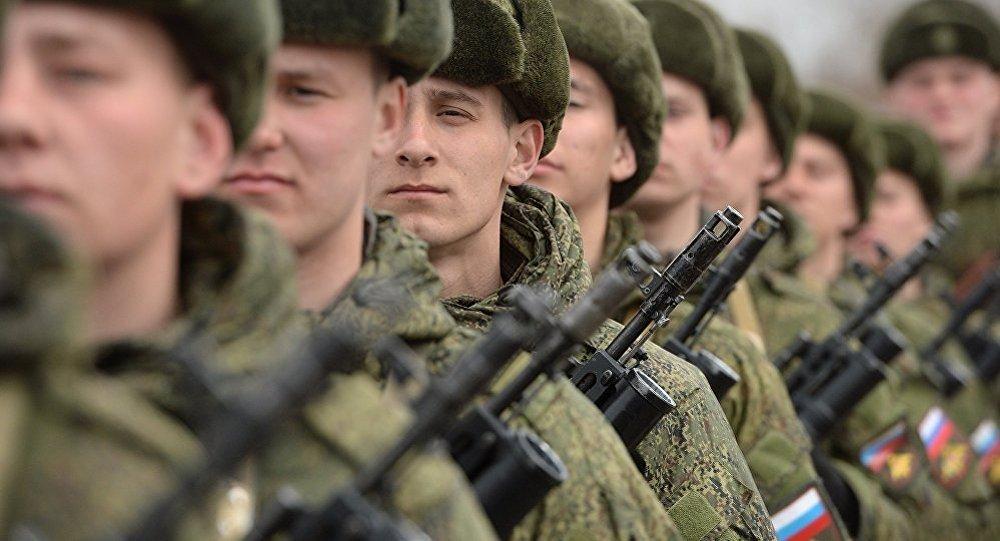 Обстановка на русских границах остается напряженной— МинобороныРФ