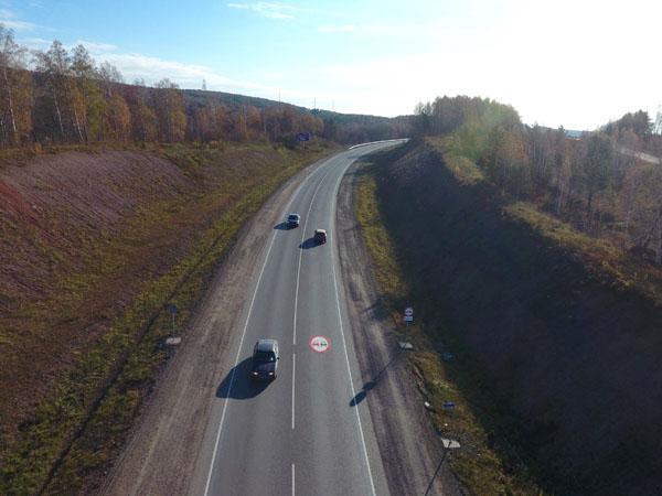 Тамбов: ВОрловской области капитально отремонтировали 15км дороги Р-119 Орел
