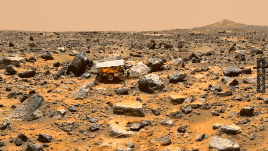 Ученые убеждены, люди— потомки марсиан