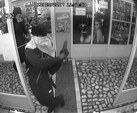 ВКрасноярске задержаны подозреваемые ограблении ювелирного магазина