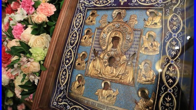 ВОренбург прибудет икона Божией Матери Курская-Коренная