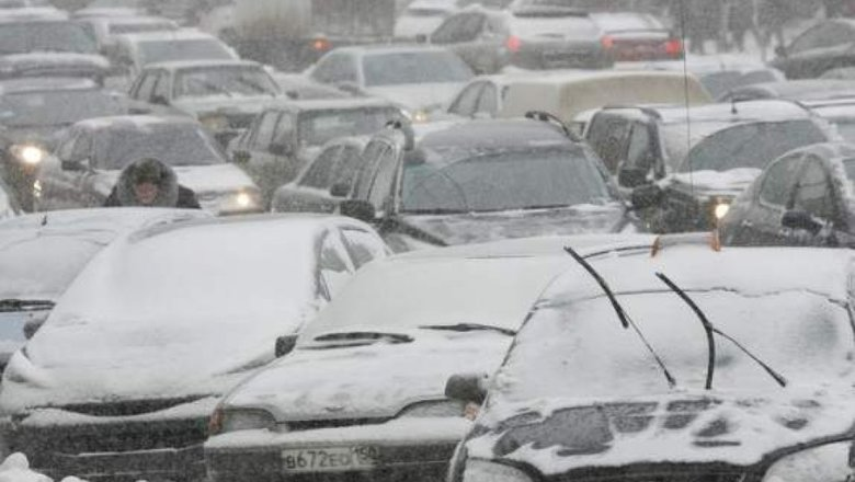 Вближайшие сутки наОренбургскую область обрушится мощнейший снегопад