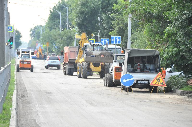 В предстоящем году вКраснодаре починят неменее 80км дорог