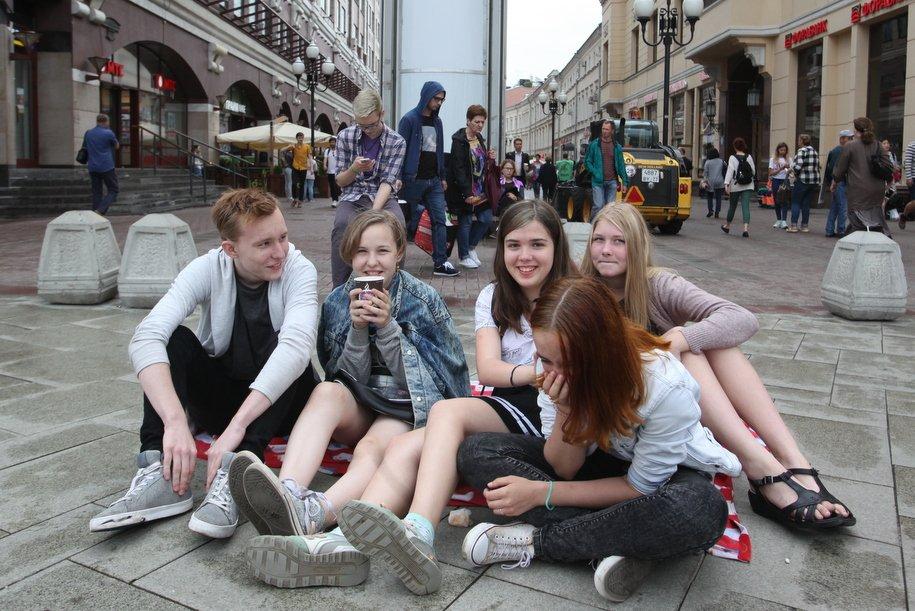 В столице России пройдет парад-карнавал участников Всемирного фестиваля молодежи истудентов